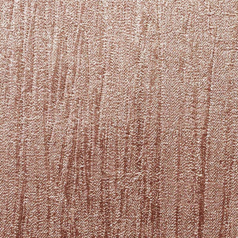 Crown Lustre Texture Rose Gold Foil Metallic Wallpaper - M1394