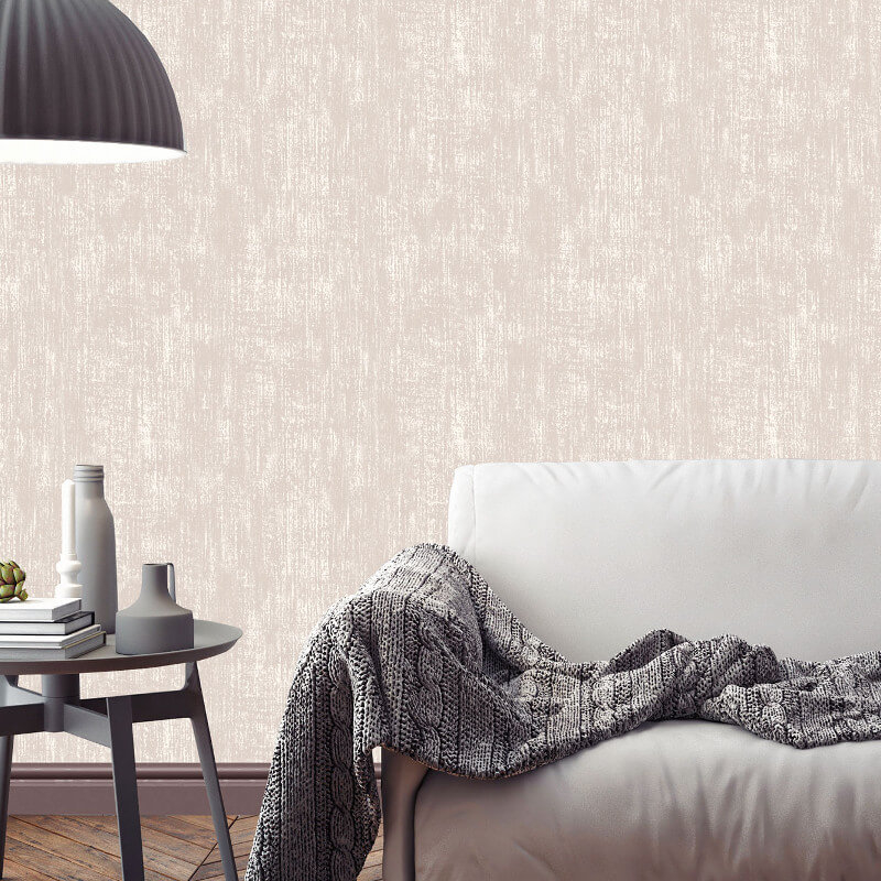 Crown Sycamore Plain Texture Natural Wallpaper - M1339