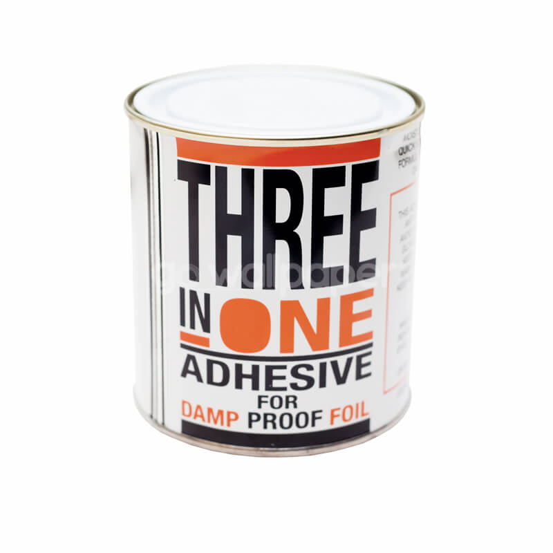 Doric Anderton Three in One Damp Proof Foil Adhesive - 500ml