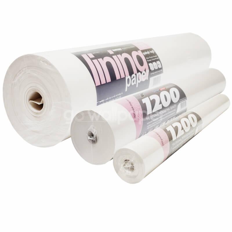 Erfurt Mav 1200 Grade Professional Lining Paper