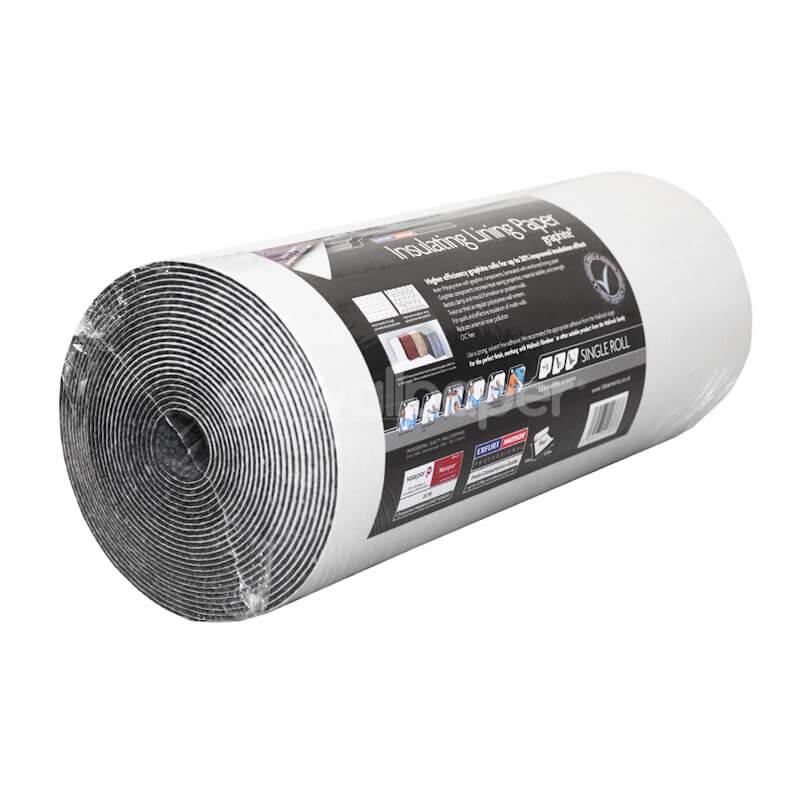 Saarpor Graphite Insulating Lining Paper