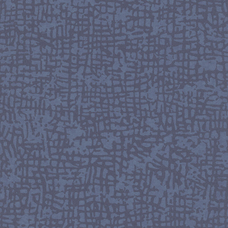 Erismann Cassiopeia Geometric Blue Wallpaper - 1763-08