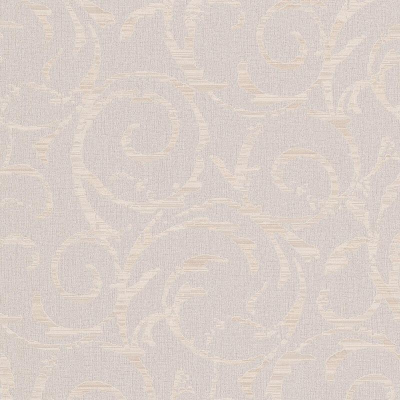 Erismann Cassiopeia Motif Taupe Glitter Wallpaper - 1772-38