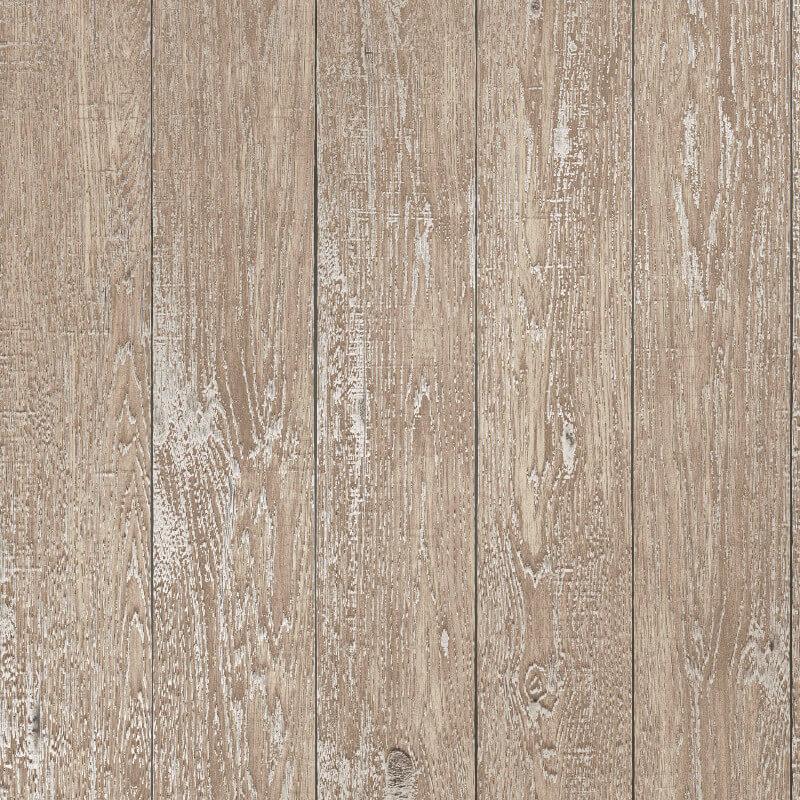 Fine Decor Loft Wood Natural Metallic Wallpaper - FD41958