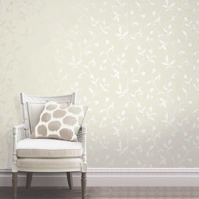 Fine Decor Quartz Trail Gold Glitter Wallpaper - FD42203
