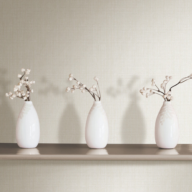 Fine Decor Twiggy Textured Cream Wallpaper - FD42162