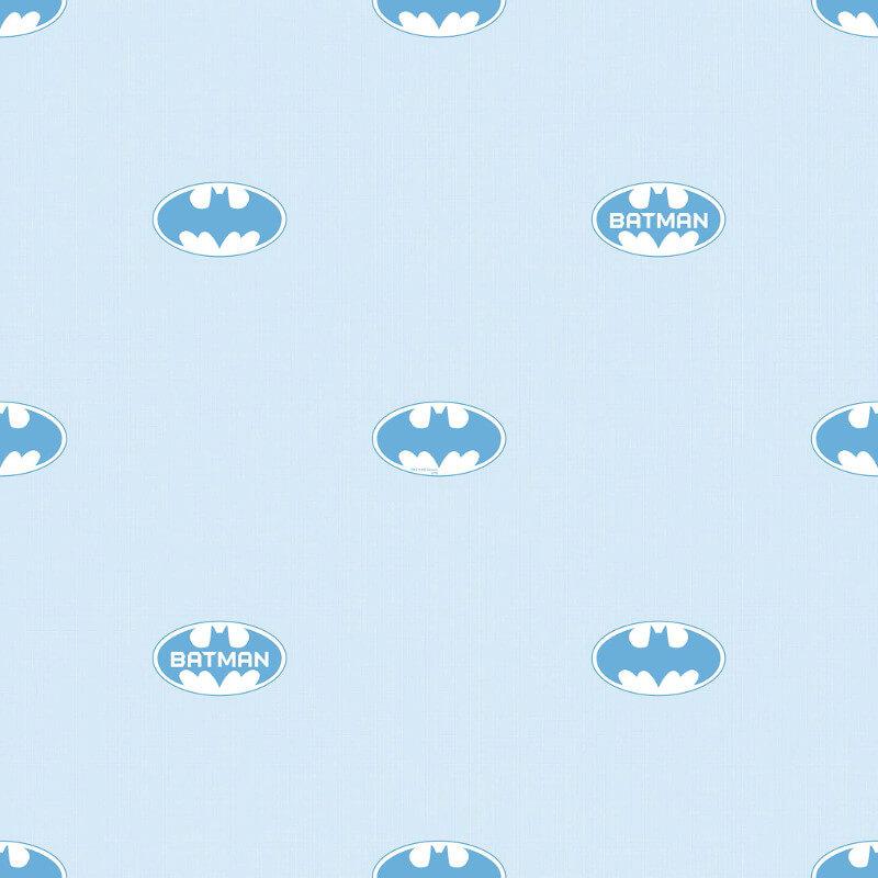 Galerie Batman Logo Blue Wallpaper - BT9004-2