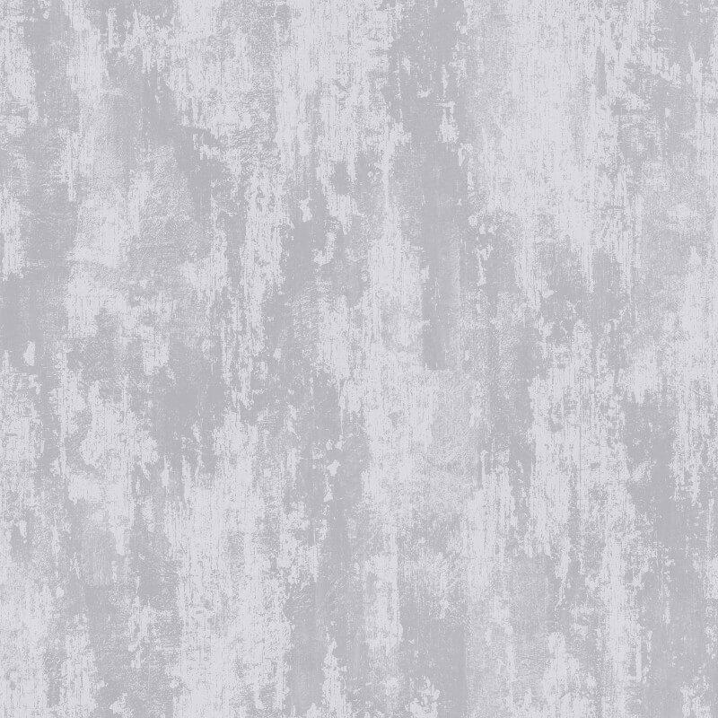 Graham & Brown Industrial Texture Silver Metallic Wallpaper - 104132