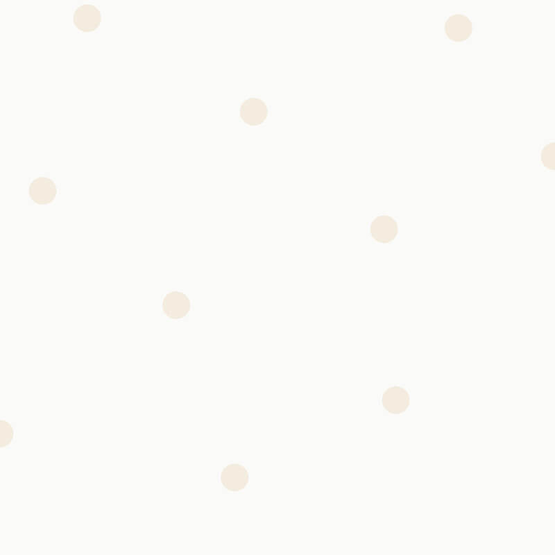 Holden Decor Dotty Spots Pattern Neutral Wallpaper - 12601