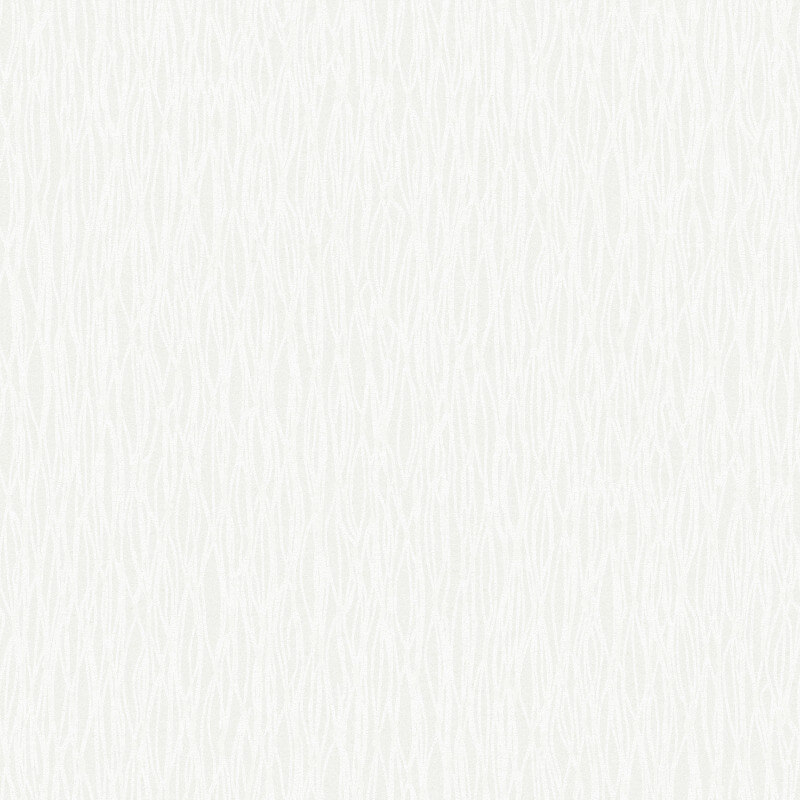 Holden Decor Siena Plain Texture White Wallpaper - 35183