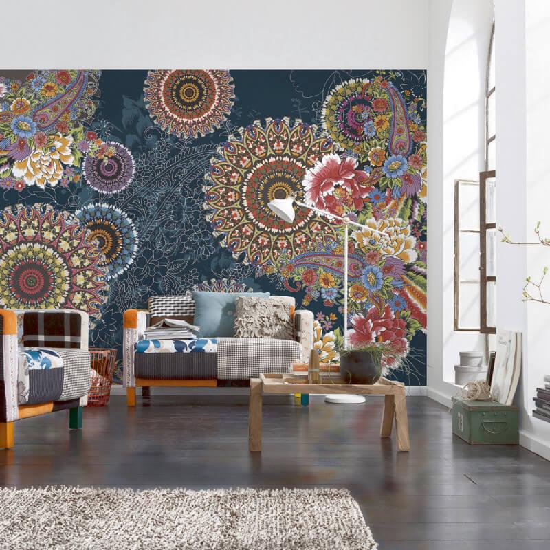Komar corro wall mural 8 939 for Wall art wallpaper