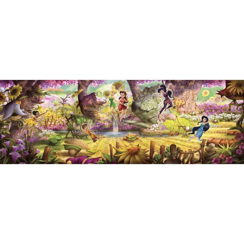 Komar Disney Fairies Forest Wall Mural - 4-416