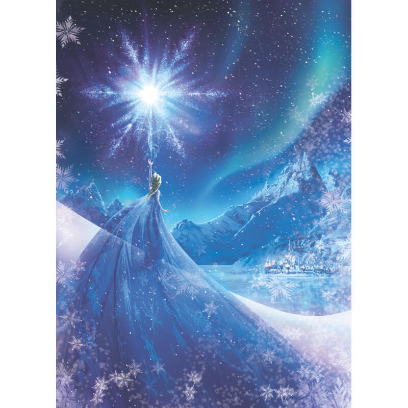 Komar Disney Frozen Snow Queen Wall Mural   4 480 Part 86