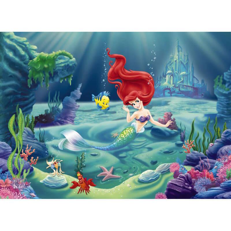 Komar Disney Little Mermaid Ariel Wall Mural - 4-463