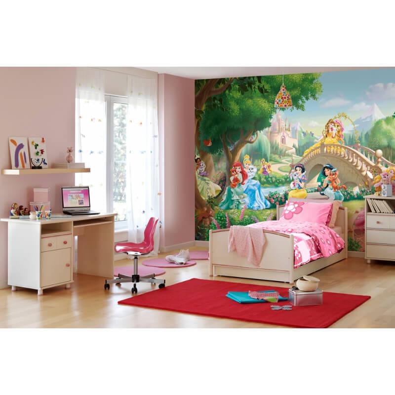 Komar Disney Princess Palace Pets Wall Mural - 8-478