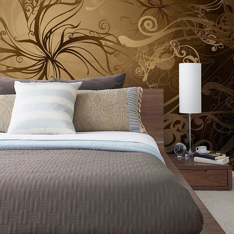 Komar Gold Wall Mural - 8-703