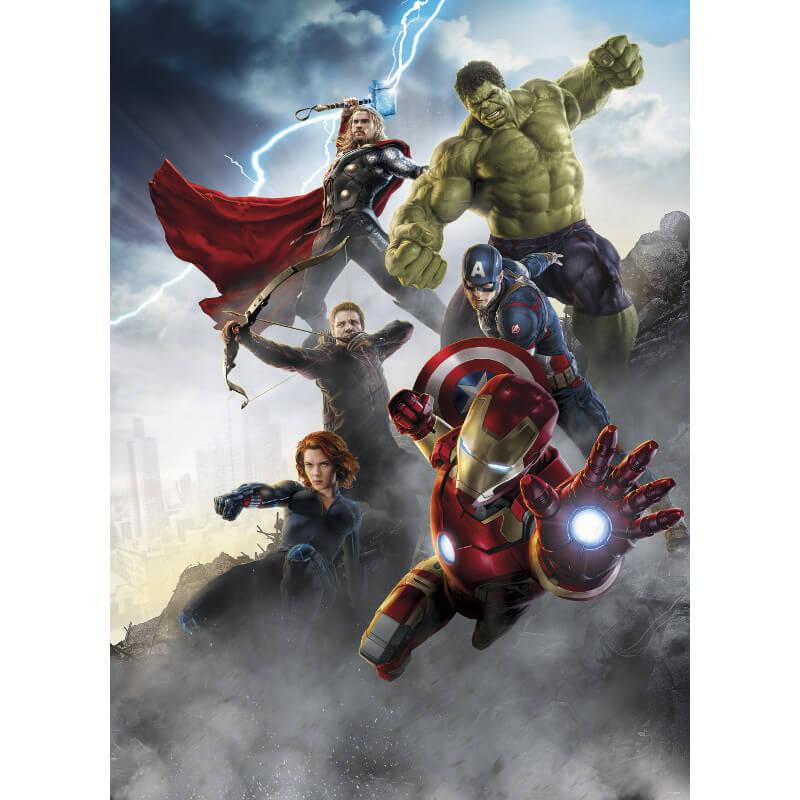 Komar Marvel Avengers Age of Ultron Wall Mural - 4-458