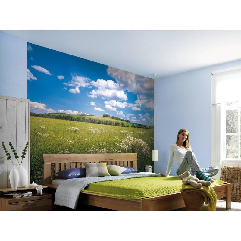Komar Meadow Scene Wall Mural - 8-254