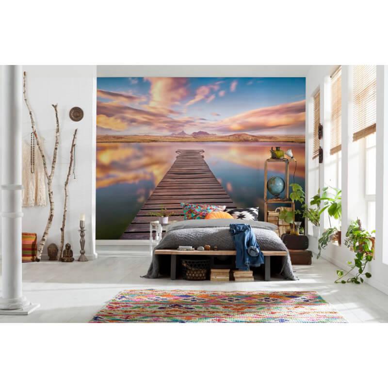 Komar Serenity Scene Wall Mural - 8-958