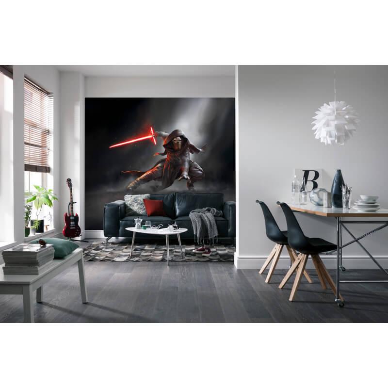Komar Star Wars Kylo Ren Wall Mural - 8-491