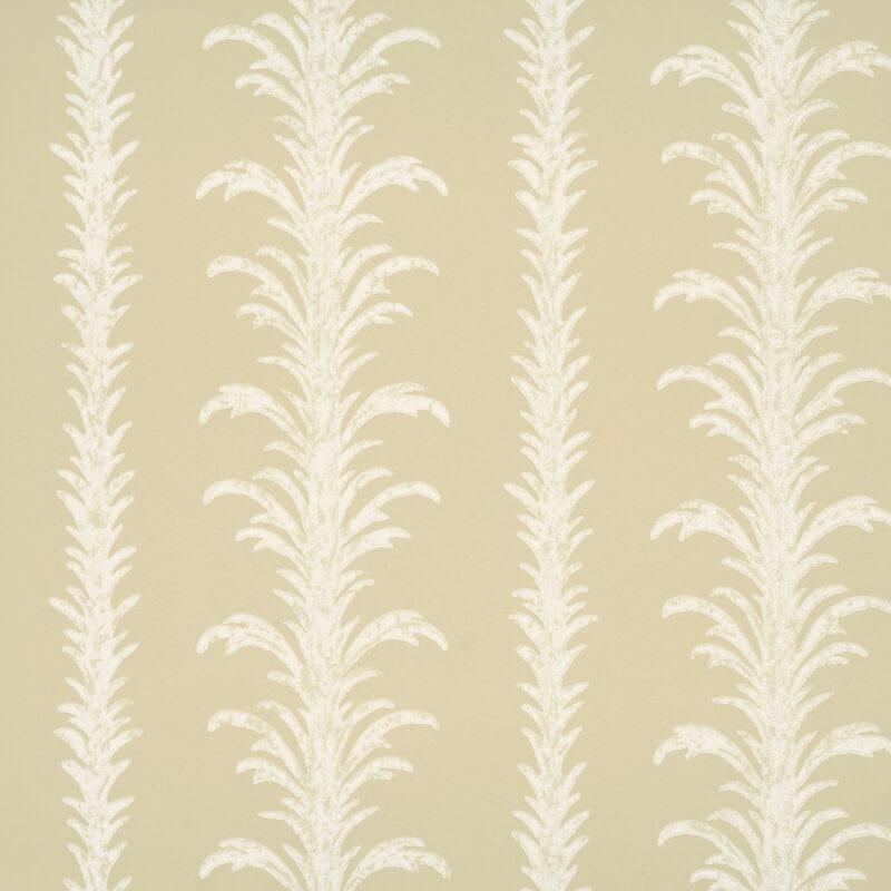 Little Greene Lauderdale Wallpaper in Hammock
