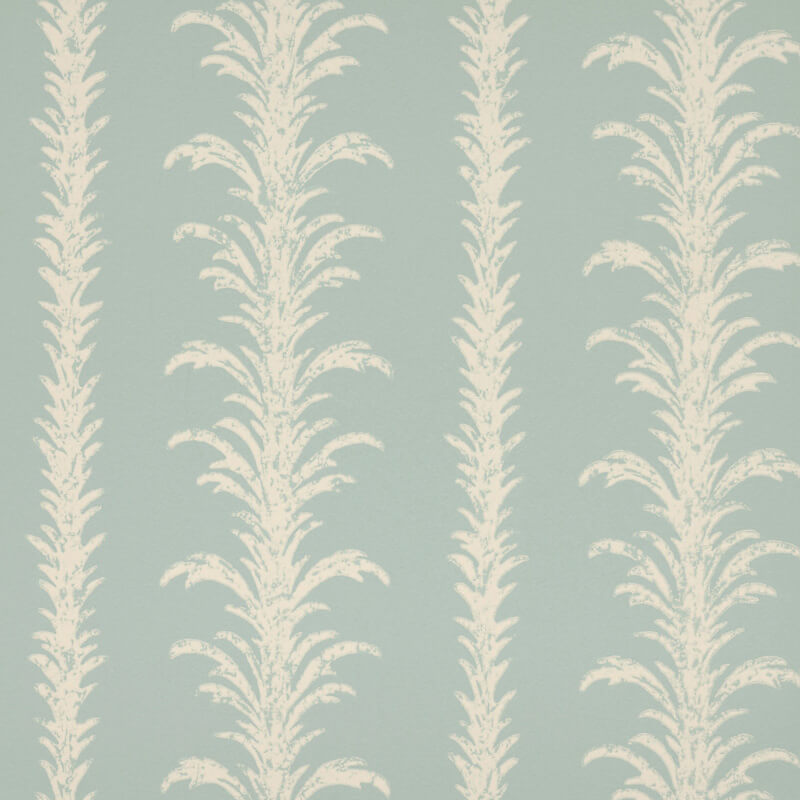 Little Greene Lauderdale Wallpaper in Villa