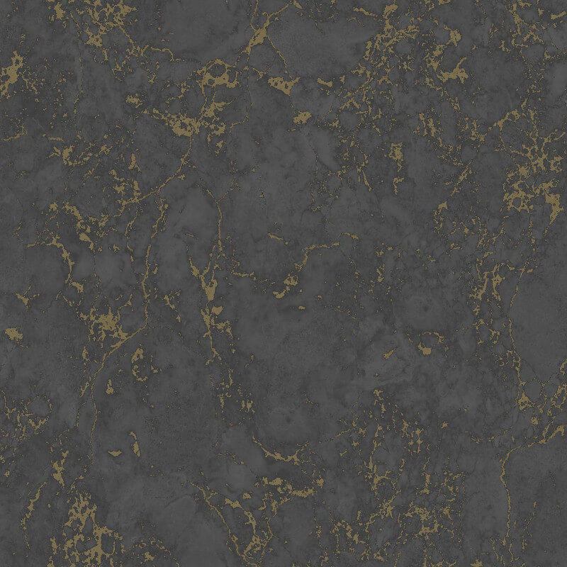 Muriva Marble Effect Charcoal Wallpaper - E85529