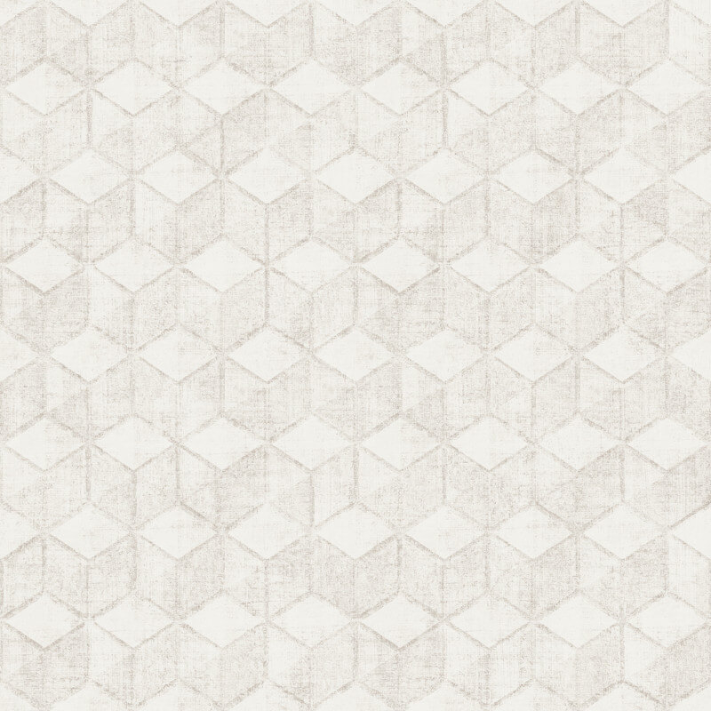 Muriva Renley Geometric Stone Wallpaper - 92720 / L48507