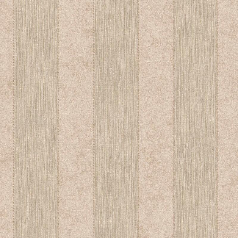 Muriva Serafina Stripe Glitter Wallpaper in Bronze - 701314