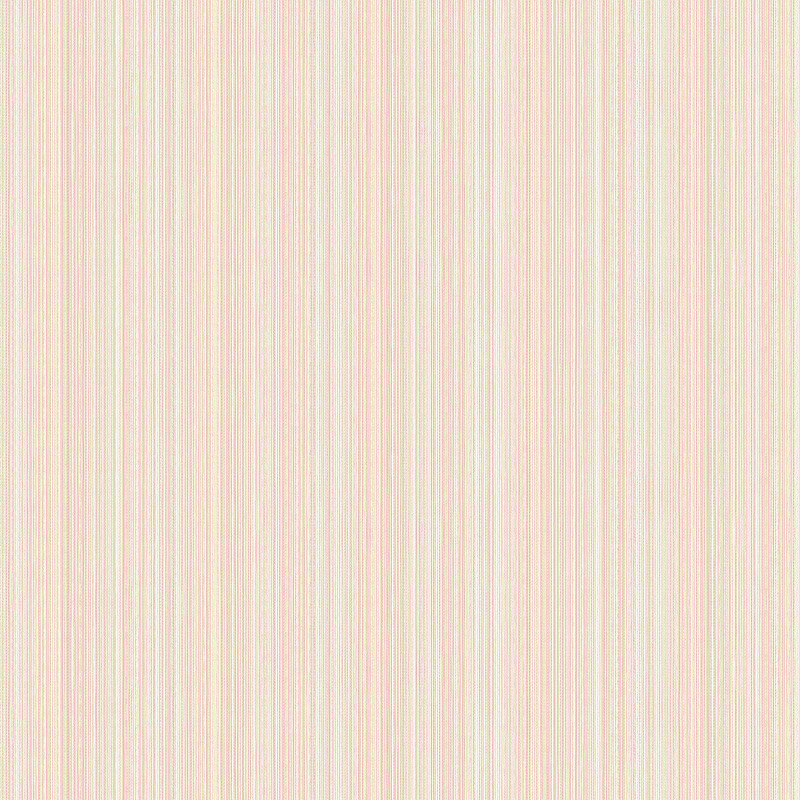 Nina Hancock String Stripe Pink Wallpaper - NH20801