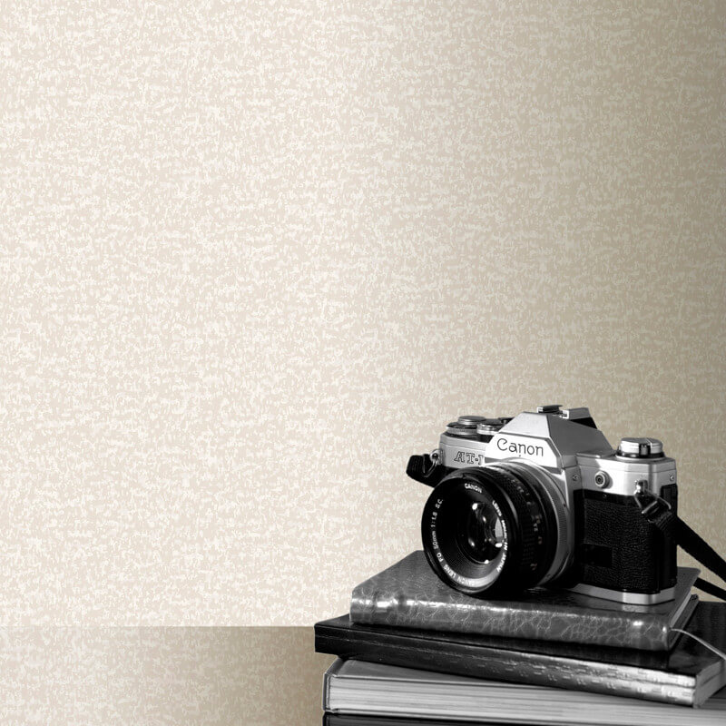 Rasch Incanto Speckle Texture Ivory Wallpaper - 308709