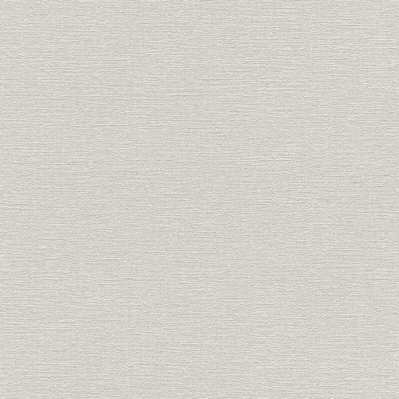 Rasch Plain Hessian Textured Silver Grey Wallpaper - 804331
