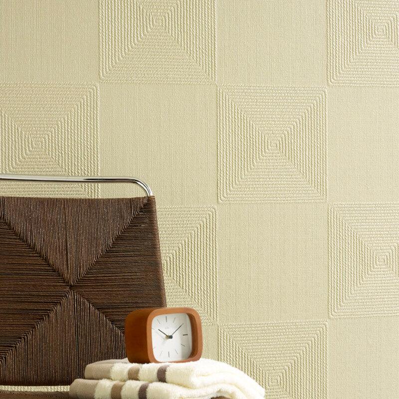 Lincrusta Cordage Wallpaper - RD1860