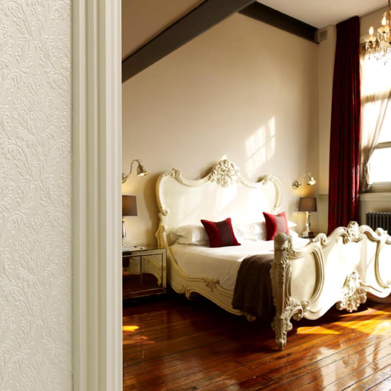 Lincrusta Sophia Wallpaper - RD1888