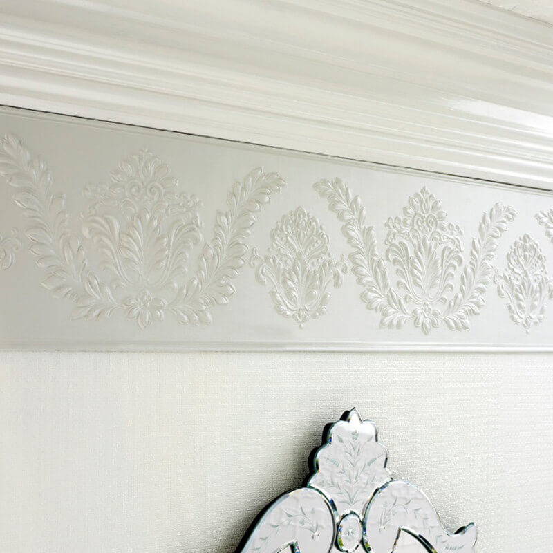 lincrusta francesca frieze rd1946. Black Bedroom Furniture Sets. Home Design Ideas