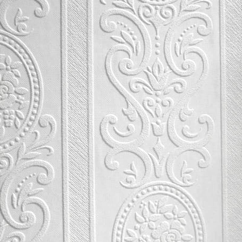 Anaglypta Luxury Textured Vinyl Wallpaper Louisa - RD750