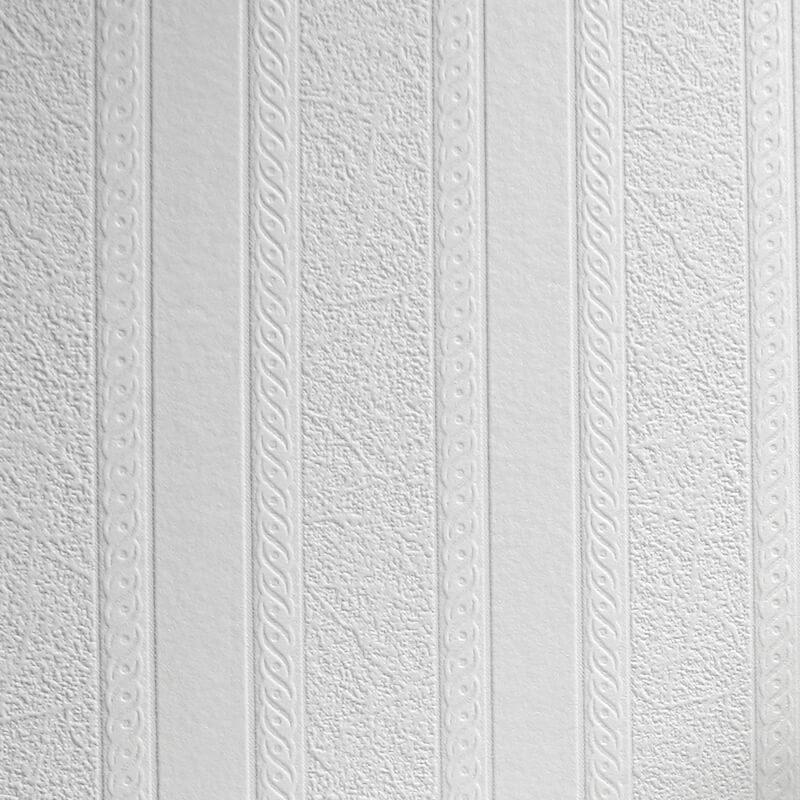 Anaglypta Textured Vinyl Wallpaper Blarney Marble Stripe