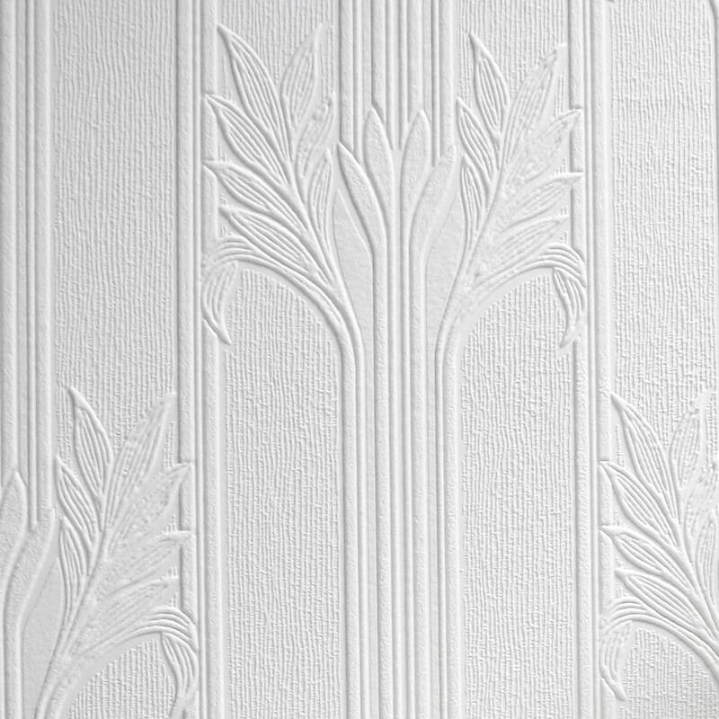 Anaglypta Luxury Textured Vinyl Wallpaper Wildacre - RD803