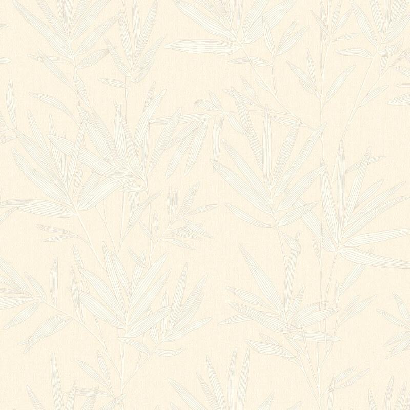 SK Filson Botanical Leaves Gold Wallpaper - FI2204