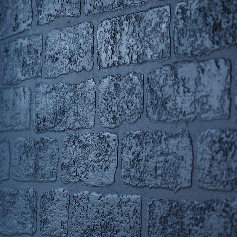 Anaglypta Textured Vinyl Wallpaper Lincolnshire Brick - RD812