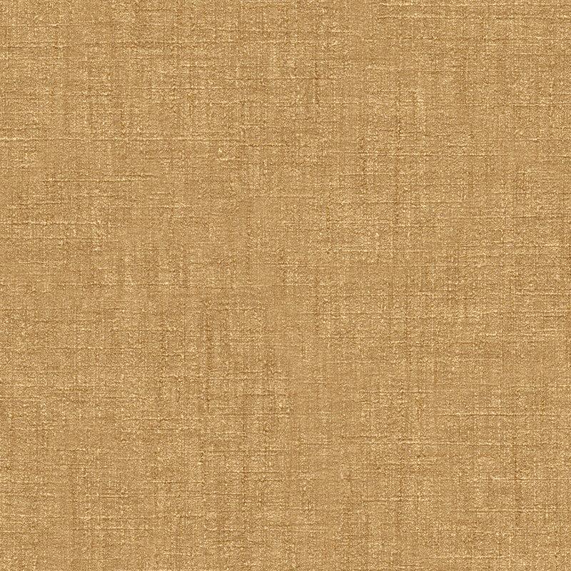 Versace Medusa Linen Gold Wallpaper - 96233-4