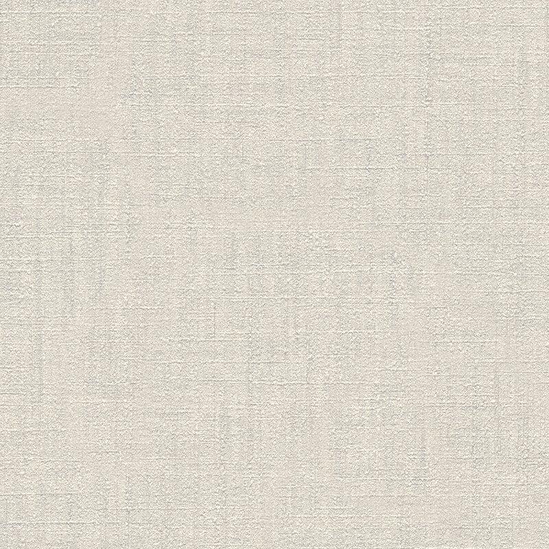 Versace Medusa Linen White Wallpaper - 96233-5