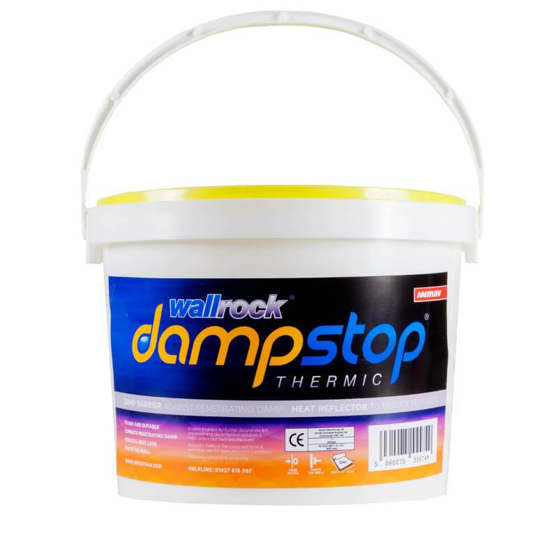 Wallrock Dampstop Thermic