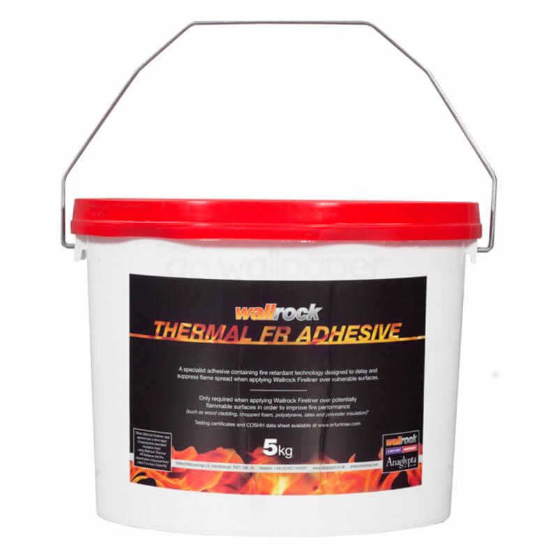 Wallrock Fireliner Adhesive - 5kg