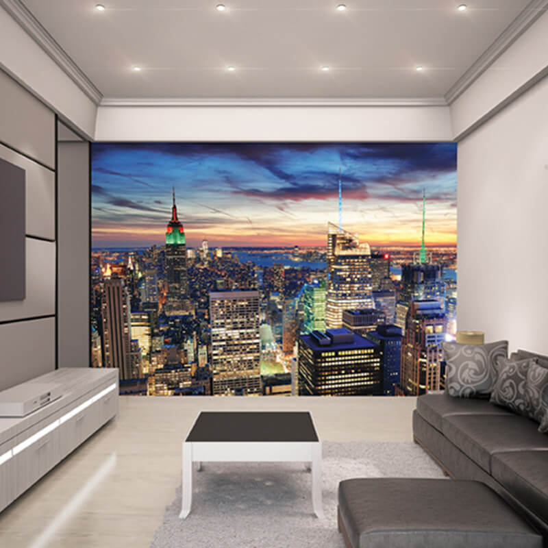 Walltastic New York City Skyline Wallpaper Mural   45149 Part 73