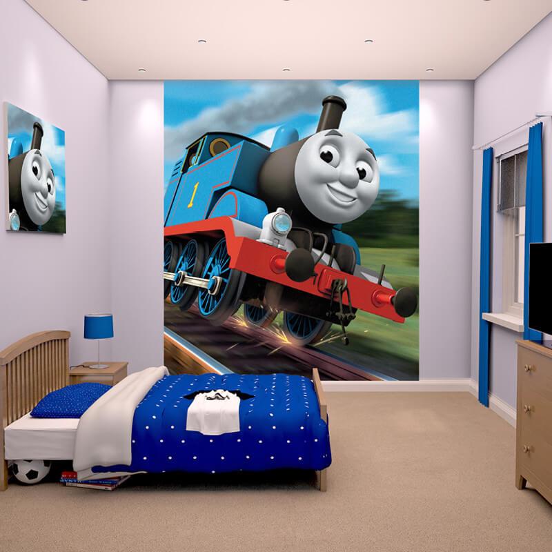 Walltastic Thomas Wallpaper Mural - 42810