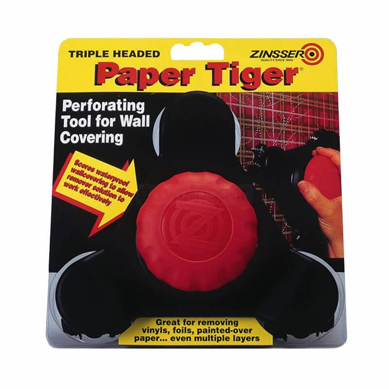 Zinsser Paper Tiger - Triple Head