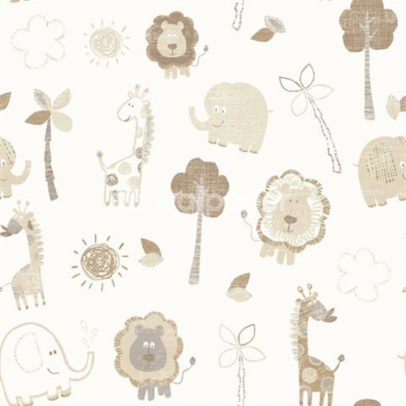 how to avoid bold tones in the nursery go wallpaper news