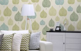 Green Wallpaper Freshens Up Any Room - Inspiring Ideas Just For You